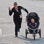 What happened at the Run Like a Mother 5K?