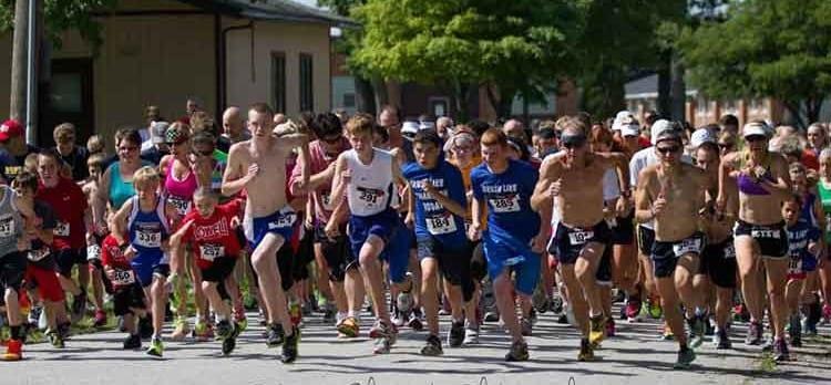 5k races northwest indiana